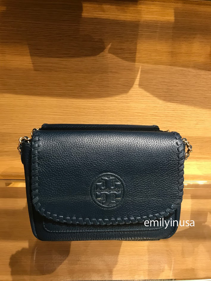 新作SALE! TORY BURCH★Marion Mini Bag*OCEANO