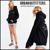Urban Outfitters(アーバンアウトフィッターズ) パーカー・フーディ アーバンアウトフィッターズ★Kris Chau X UO パーカー 国内発送
