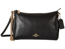 Coach(コーチ) バッグ・カバンその他 【☆関税送料込み大人気COACH☆】Pebbled Leather Carrie バッグ