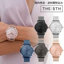 The Fifth Watches(ザ フィフス ウォッチ) アナログ腕時計 国内発送・送料関税込み☆The Fifth Watches☆BILBAO