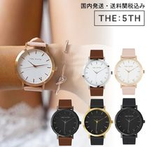 The Fifth Watches(ザ フィフス ウォッチ) アナログ腕時計 国内発送・送料関税込み☆The Fifth Watches☆MELBOURNE