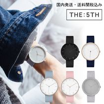 The Fifth Watches(ザ フィフス ウォッチ) アナログ腕時計 国内発送・送料関税込み☆The Fifth Watches☆TOKYO