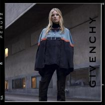 GIVENCHY(ジバンシィ) ポンチョ・ケープ 2017AW【GIVENCHY】Colorblock Cape Jacket