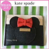 kate spade◆minnie mouse◆カードケース◆ミニーちゃん