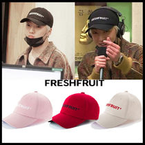 ★2017SS★「Fresh Fruit」- FRFR COLORING CAP RED*3color