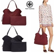 ☆Tory Burch☆MARION QUILTED SLOUCHY BABY BAG