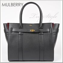 17-18AW★Mulberry トート ハンドバッグ Zipped Bayswater