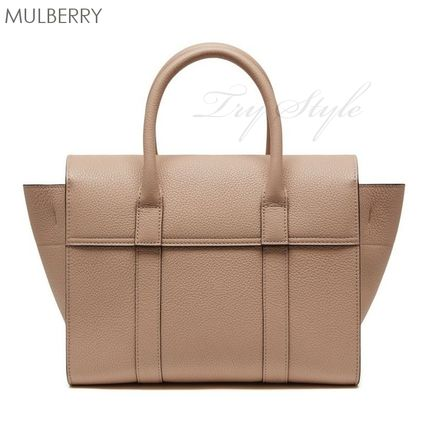 Mulberry ハンドバッグ 17-18AW★Mulberry ストラップ付き 2WAY Small New Bayswater(2)