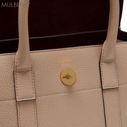 Mulberry ハンドバッグ 17-18AW★Mulberry ストラップ付き 2WAY Small New Bayswater(6)