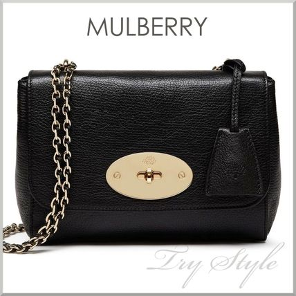 Mulberry ショルダーバッグ・ポシェット 17-18AW★Mulberry リリー 2WAY ショルダー バッグ Lily