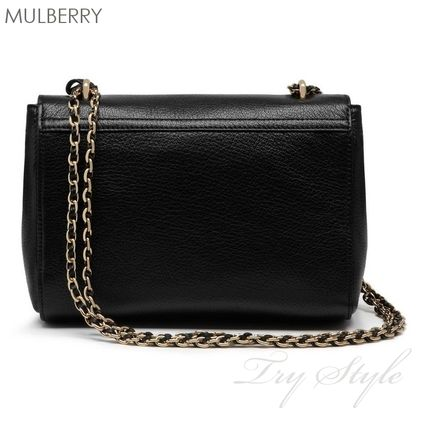 Mulberry ショルダーバッグ・ポシェット 17-18AW★Mulberry リリー 2WAY ショルダー バッグ Lily(2)