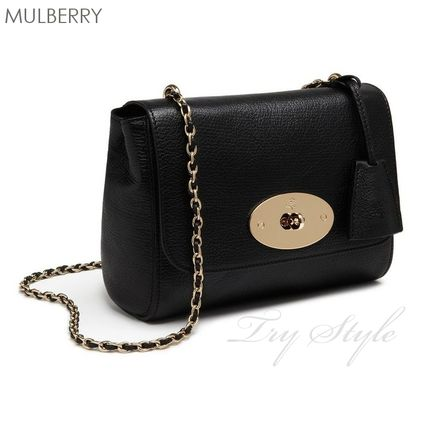 Mulberry ショルダーバッグ・ポシェット 17-18AW★Mulberry リリー 2WAY ショルダー バッグ Lily(3)