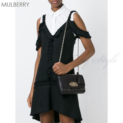 Mulberry ショルダーバッグ・ポシェット 17-18AW★Mulberry リリー 2WAY ショルダー バッグ Lily(5)