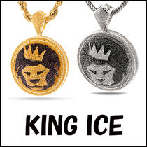 Tyga着用BR ☆KING ICE☆ 14K Gold Magnus ネックレス