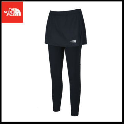 (ザノースフェイス) W'S DUAL SKIRT LEGGINGS BLACK NSF6KI32