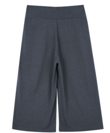 (ザノースフェイス) W'S TECH WIDE PANTS CHARCOAL NYP6KI35
