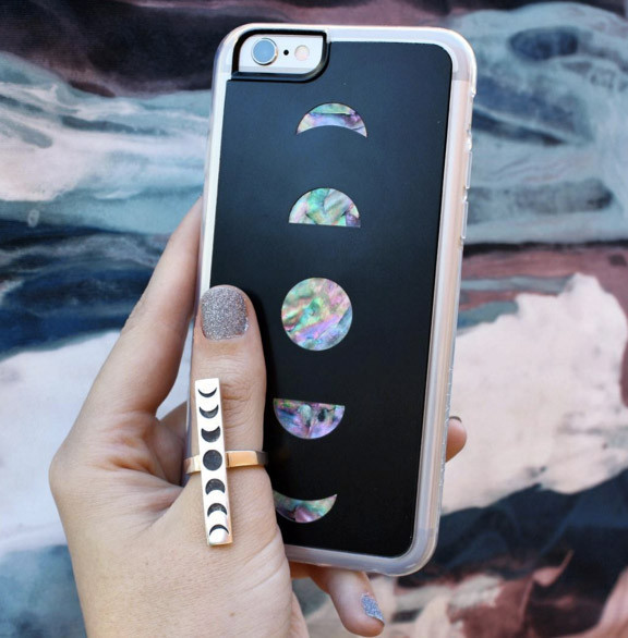 Zero Gravity  iPhone 7 ケース - MIDNIGHT