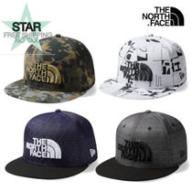 ★NewEra×The NorthFace★59FIFTY FITTEDキャップ★6色★