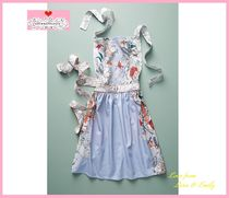 18AW☆最安値保証*関税送料込【Anthro】Sketched Songbird Apron
