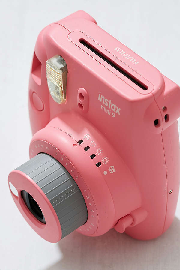 送料関税込 UO 新色☆Fujifilm Instax Mini 9 Instant Camera