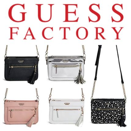 Guess Factory☆新作☆Jewlie クロスボディバッグ(5色)