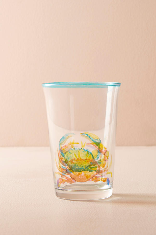 SALE☆在庫限り★即納【Anthro】Sea Creature Juice Glass3点SET