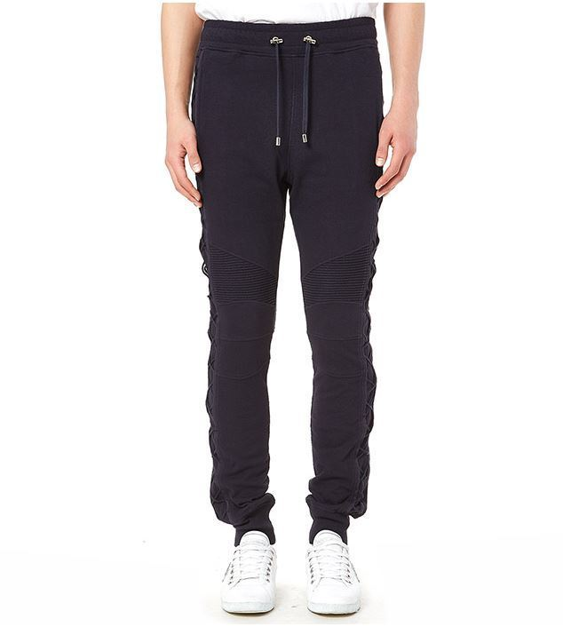【関税負担】 BALMAIN COTTON SWEATPANTS