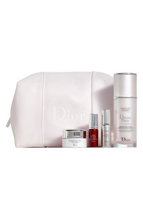 限定ギフト【Christian Dior】DreamSkin Advanced Set ポーチ付