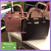 【kate spade】秋の2色★2wayレザーバッグarbour hill becka★