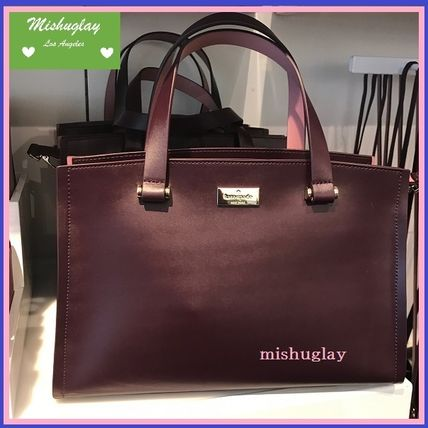 【kate spade】秋色★人気のarbour hill♪ 2wayバッグ caley★