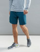 Nike Training Flex Vent Shorts In Blue 833370-425