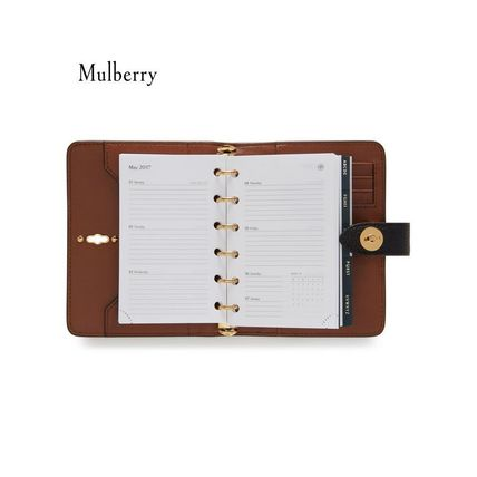 Mulberry 手帳 【Mulberry】手帳 Postman's Lock Pocket Book(2)