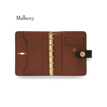 Mulberry 手帳 【Mulberry】手帳 Postman's Lock Pocket Book(3)