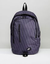 Nike All Access Soleday Backpack In Purple BA5231-539