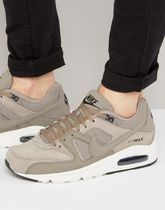 Nike Air Max Command Premium Trainers In Beige 694862-200