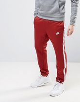 Nike Tribute Joggers In Red 678637-675