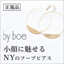 【by boe】フープピアス