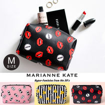 Marianne kate(マリアンケイト) メイクポーチ 【正規品・送料込】Marianne kate★メイクポーチ(M)