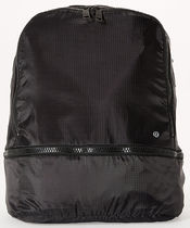 Go Lightly Backpack PACKABLE 25L☆black
