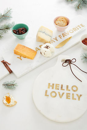 Anthropologie 食器(皿) 最終SALE☆1点限定★即納【Anthro】Greetings Cheese Board(3)