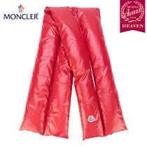 TOPセラー賞受賞!17/18秋冬┃MONCLER★PADDED SCARF_レッド