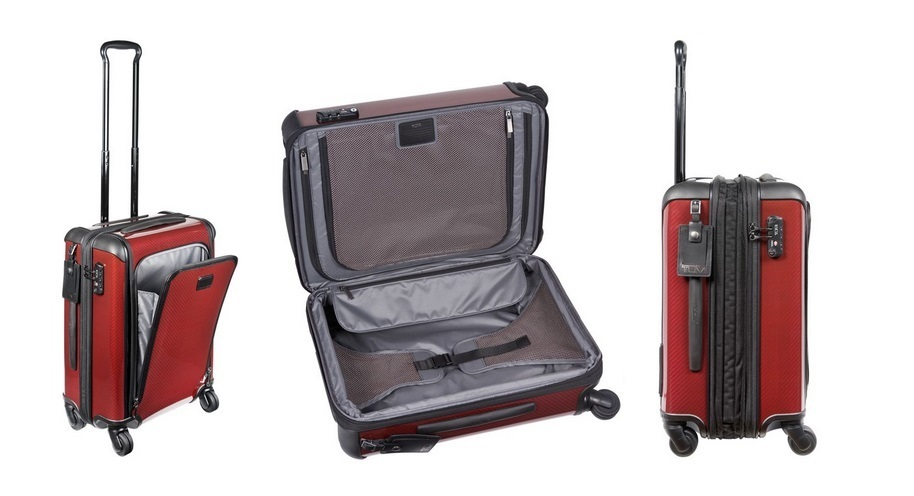 Tumi ★ 28721 Tegra-Lite Max Continental Expandable Carry-On