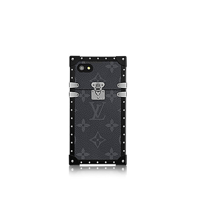 【Louis Vuitton】正規店購入!EYE-TRUNK POUR IPHONE 7