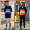 ★2017SS★[ MDMS By MADMARS] -  COLORBLOCK COLLARED T-SHIRTS