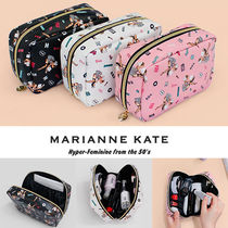 Marianne kate(マリアンケイト) クラッチバッグ 【即納・送料無料】MARIANNE KATE Lucky Dog Mulch Square ポー