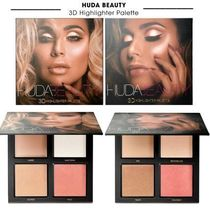 3Dハイライターパレット PINK SAND or GOLD SAND