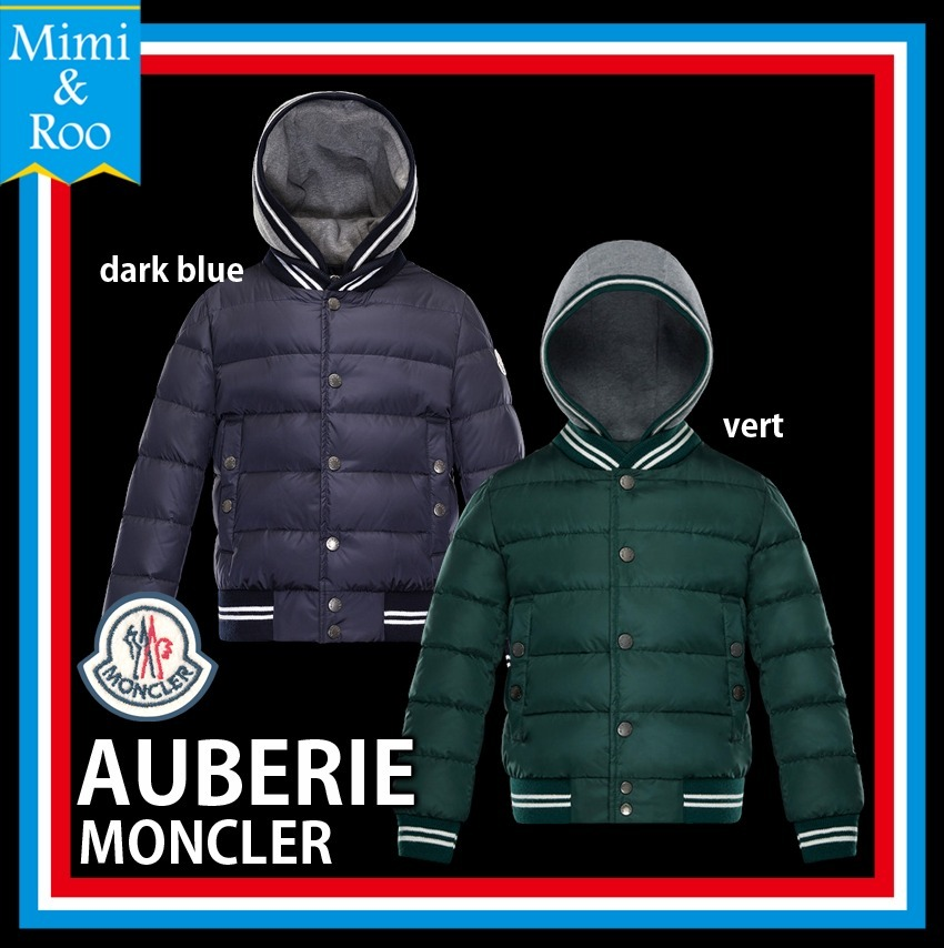Monclerモンクレール☆キッズ☆8-10才【AUBERIE】ギフトにも