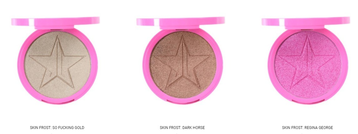 Jeffree Star Cosmetics SKIN FROST 1個 送料込み