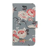 NEW☆Cath Kidston IPHONE 6 CASE W/CARD HOLDER WELLS ROSE