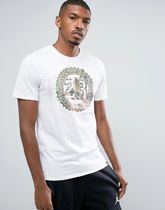 Nike Jordan Pure Money Pocket T-Shirt In White 844290-100